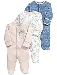 Mamas and Papas Bunny All-in-ones - Grenouillère - Bébé fille