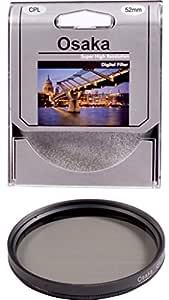 Osaka 52mm CPL Circular Polarizer Filter