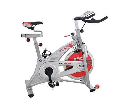 CYCLETTE ATALA FIT BIKE 6.1+ CON DISPLAY HOME FITNESS CICLOCAMERA 2017