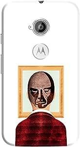 DailyObjects Art Exhibit Case For Motorola Moto E2