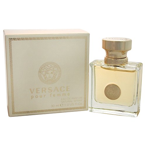 Versace Eau de parfum pour femme en flacon vaporisateur 30 ml