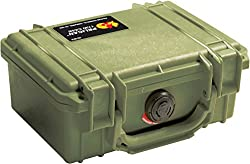 Pelican 1120 Case With Foam (Camera, Multi-purpose) - Od Green