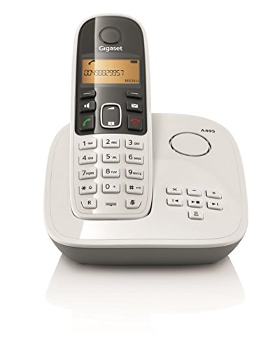 Gigaset A495 Cordless Phone (White)