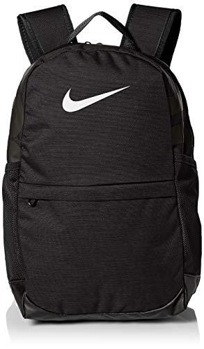 Nike Unisex Jugend Y NK BRSLA BKPK Schultertaschen, Black/White, One Size - Store Nike