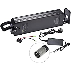 CYCBT Ebike Akku 36V 15.6AH E-Bike Lithium Batterie Pack, Fits for Prophete Samsung SDI,with Charger,Electric Bike Akku,Ebike Samsung Akku