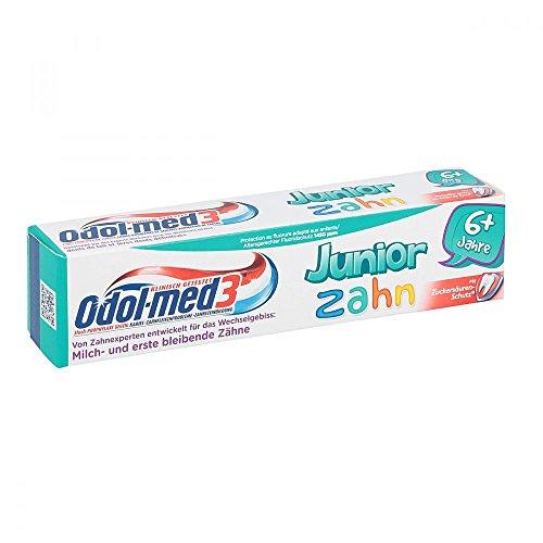 ODOL MED 3 Junior Zahncreme 50 ml Zahncreme
