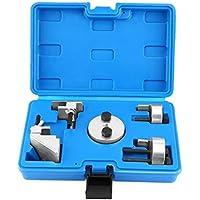 Profesional Kit de Herramienta Auxiliar para Eliminación y Instalación de Elástico Tramo Cinturón Acanalado