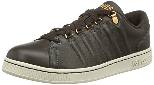 K-Swiss Lozan Iii, Scarpe da Ginnastica Basse Uomo, Marrone (Turkish Coffee/Copper 226), 42.5 EU