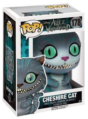 Alice in Wonderland Funko Pop Vinyl Figure: Cheshire Cat