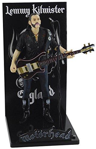 Preisvergleich Produktbild Motörhead Lemmy Kilmister mit Rickenbacker Darf Wood Guitar Figur Standard