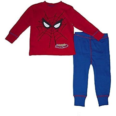 Spiderman - Pijama dos piezas - para niño