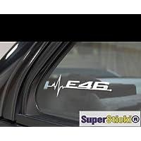 Suchergebnis Auf Amazonde Für Bmw E46 Aufkleber