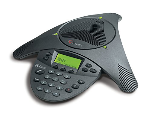 SoundStation VTX 1000 Conferencing Unit with Subwoofer and Microphones