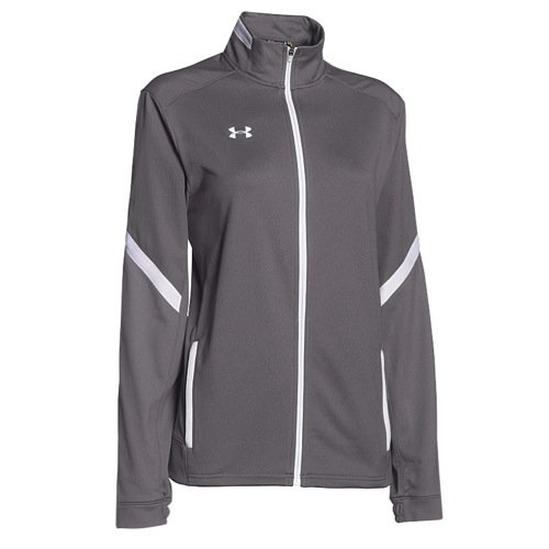 Under Armour Women's UA Qualifier Knit Warm-up Jacket - Womens Knit Warm Up Jacket