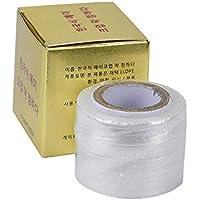 Portal Cool Cinta protectora de tatuaje semipermanente permanente transparente de plástico desechable para cejas suministros de maquillaje envoltura de cinta