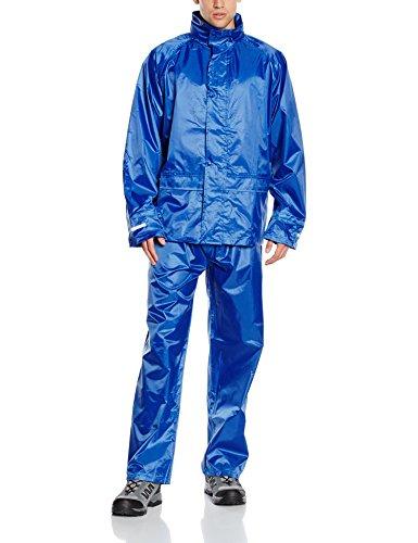 Result Herren Regenmantel Unisex Core Rain Suit Blau (Royal)