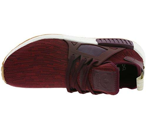 adidas Nmd_r1 Pk, Scarpe da Fitness Uomo Rosso