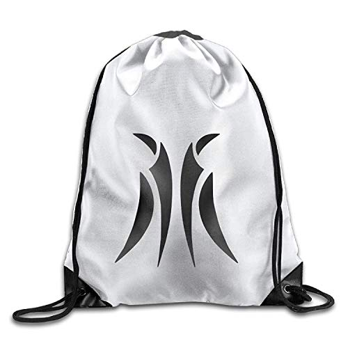 FTKLSS Lightweight Foldable Large Capacity Pray for Orlando Drawstring Backpacks Sack Bags