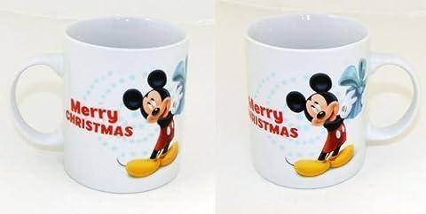 Motifs de noël disney mug donald duck daisy mickey mouse minnie mouse gobelet neuf, 1x Mickey Mouse Tasse