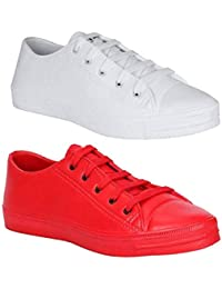 Red Men s Sneakers  Buy Red Men s Sneakers online at best prices in ... 89ce18351