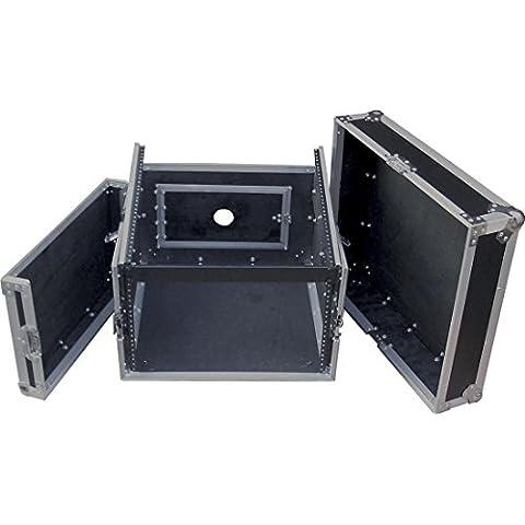 SoundLAB per DJ PA integrale di volo, con Top-Rack 6U per valigia
