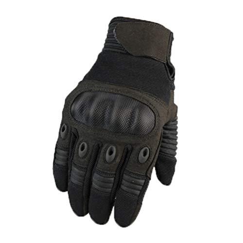Touchscreen Taktische Motorradhandschuhe Army Military Motorrad Handschuhe Paintball Schießen Kampf Harte Knöchel Halbe Fingerhandschuhe