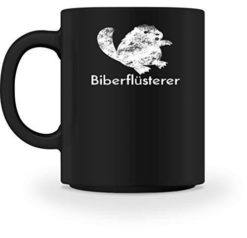 Chorchester Biberflüsterer Für Alle Biber Fans - Tasse ()