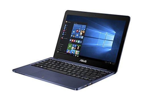 """Asus Eeebook X205TA-FD0061TS Notebook 11.6"""" Intel Atom Z3735 1.33 GHz, 2 GB RAM, 32 GB eMMC, Intel HD Graphics Gen7, Windows 10, Blu"""