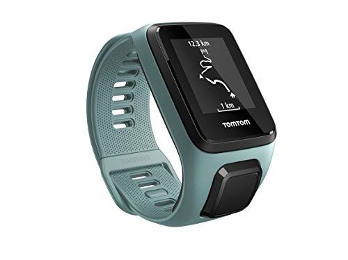 TomTom Spark 3 Orologio GPS per il Fitness, Activity Tracker 24/7, Cinturino Small, Blu