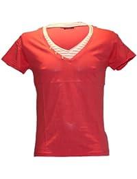 T-Shirt Double Col Marinière Jean-Paul