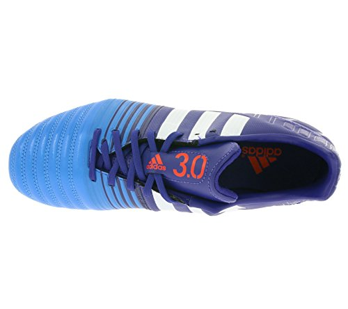adidas Performance  Nitrocharge 3.0 FG, Chaussures de football pour compétition homme Violet