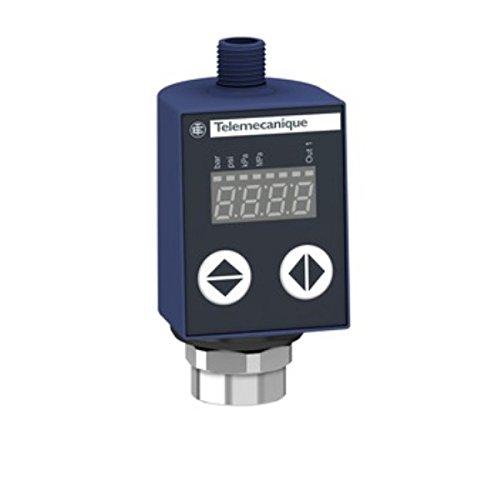Schneider XMLR250M1P76 Xmlr Durcksensor 250 Bar, 1/4 Zoll 18 NPT, 24 VDC, 0..10 V, Pnp, M12