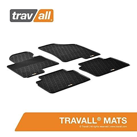 Tapis de sol en caoutchouc sur mesure - Travall® Mats TRM1094