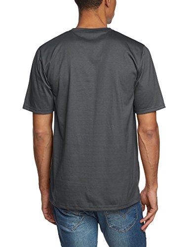 Trigema Herren T-Shirt 637202_018 Anthrazit