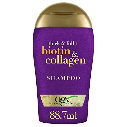 OGX Thick & Full + Biotin & Collagen Shampoo 88,7 ml