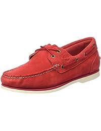 Timberland Newport Bay, Zapatos de Cordones Oxford para Hombre, Negro (Jet Black Canvas 015), 42 EU