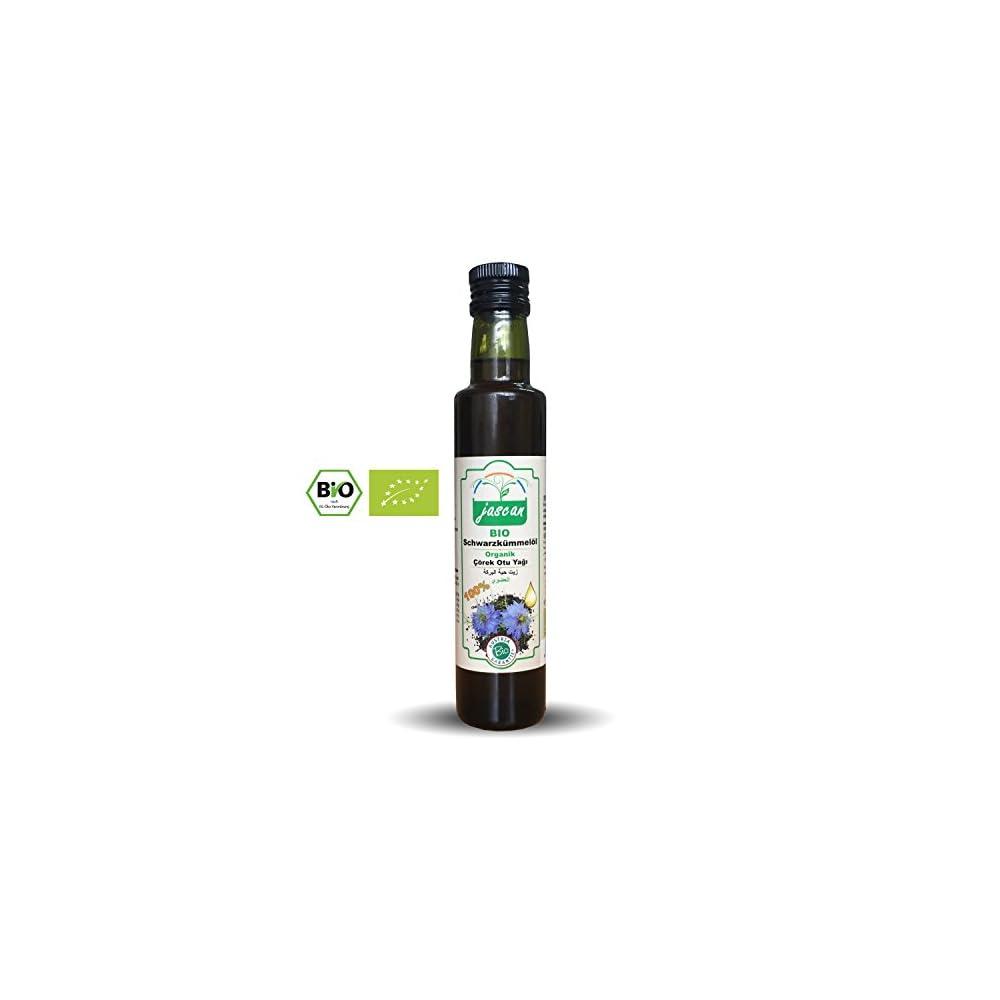 Bio Schwarzkmmell Aus Gypten Kaltgepresst 1 X 250ml