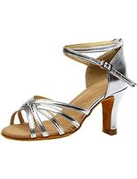 Amazon.it  Argento - Ballerine   Scarpe da donna  Scarpe e borse 8c314f0638d