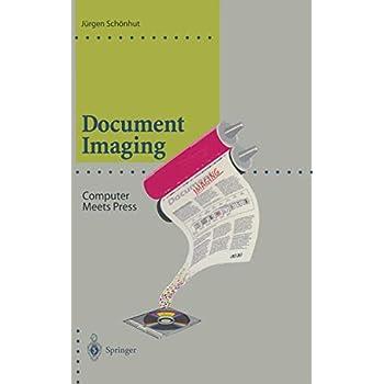 DOCUMENT IMAGING. : Edition en anglais