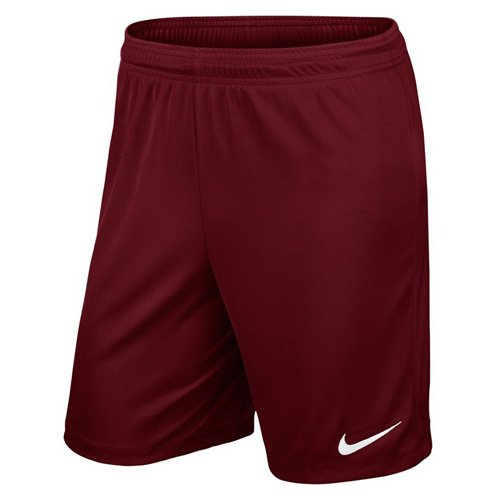 Nike Kinder Park II Knit Shorts ohne Innenslip, team red/white, L, 725988-677