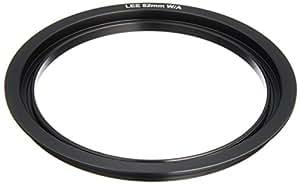 Lee Filters FHWAAR82C Bague d'Adaptation Grand Angle Diamètre 82 mm Noir