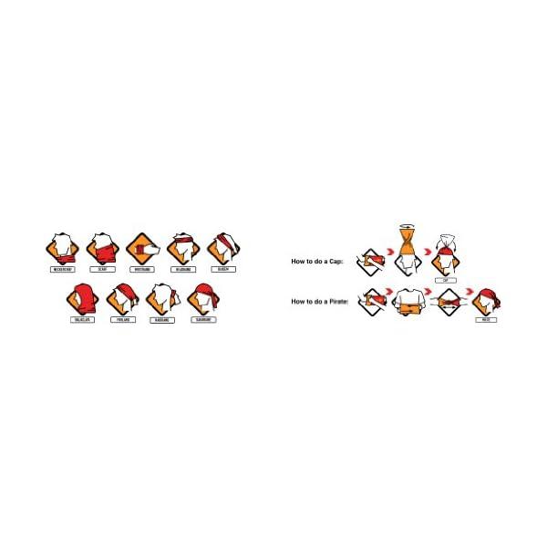 Unisex Buff Multifuncional Pa/ñuelo multifuncional