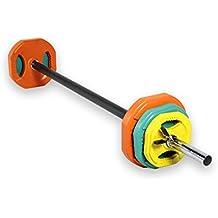 ELJQI - Juego Barra De Body Pump - 28 Milimetros