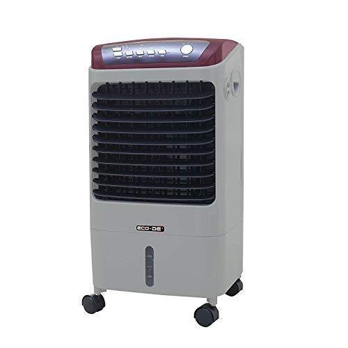 ECO-DE ECO-698 Climatiseur Froid 75w Chaleur  2000 Watts, Portable, Télécommande, Gris