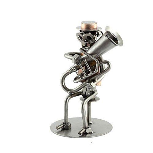 Schraubenmännchen Tuba - Schönes Geschenk für Musiker