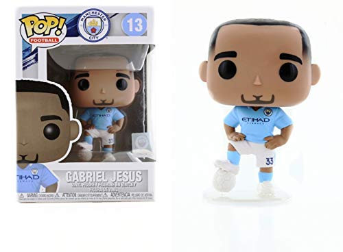 Funko Pop. Football: Manchester City – Gabriel Jesus