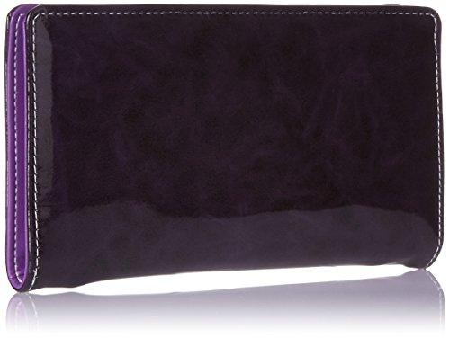 Fantosy Women's Wallet (Purple, FNWC-048)