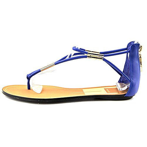 Dolce Vita Marnie Synthétique Tongs Blue Stella