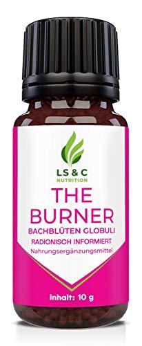 LS&C NUTRITION | The Burner Globuli | radionisch informiert | 10g