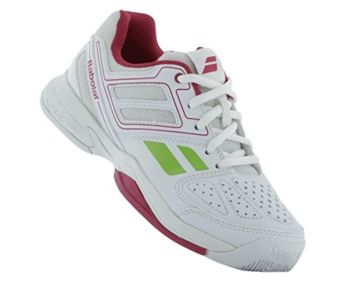 Babolat Pulsion Kid Junior FS15 Weiß/Rosa